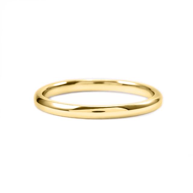 手作り結婚指輪はシンプルがおすすめ