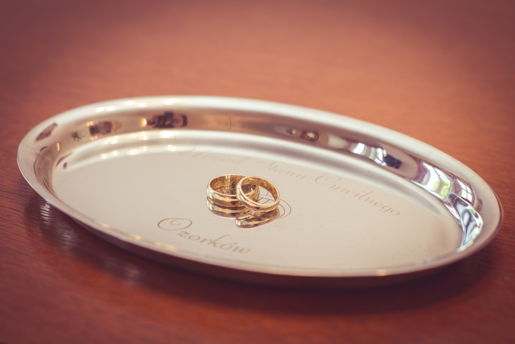 結婚指輪は飽きがこないデザイン