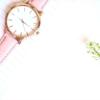 時計,ピンク,お洒落,かわいい