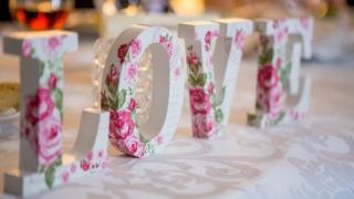 結婚式,アイテム