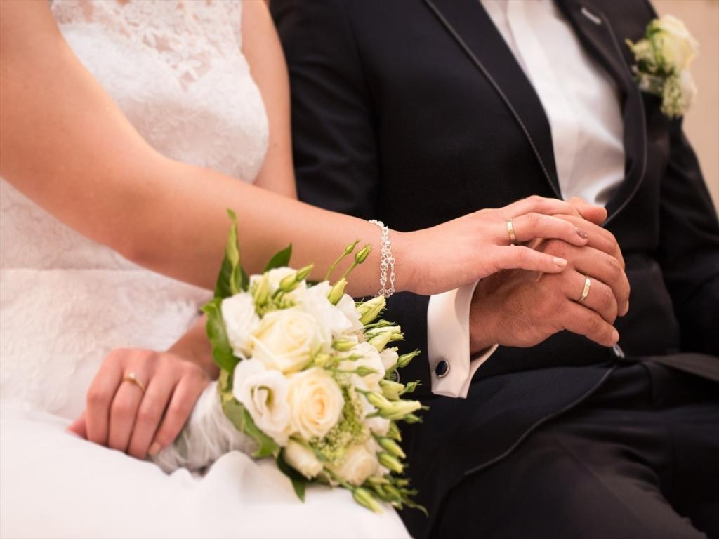 結婚式.ウェディングドレス