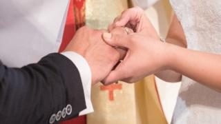 指輪交換,結婚指輪