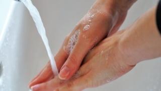 手洗い,消毒