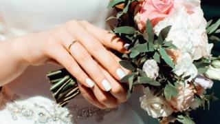 ゴールド,結婚指輪,結婚式